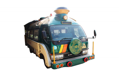 Japan Schoolbus (Mitsubishi)