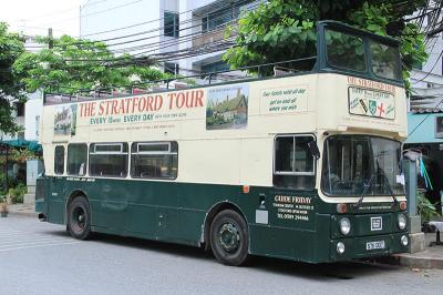 Leyland Bus (opentop)