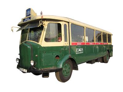 Parisien Bus