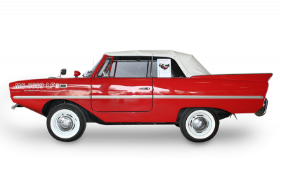 Amphicar (Red)